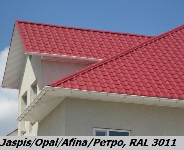 Металлочерепица JASPIS MINI Китай, PEМА, 0,45 мм