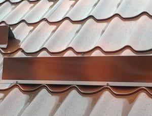 Металлочерепица Монтеррей Anticato Bronze 0,55 мм – Корея, PEMA