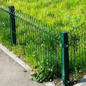 Забор секционный «Классик» h-530мм L=2500мм d-4