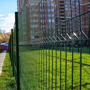 Забор секционный «Классик» h-1480мм L=2500мм d-4