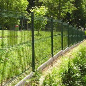 Забор секционный «Классик» h-1680мм L=2500мм d-4