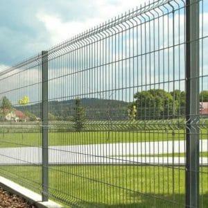 Забор секционный «Классик» h-2400мм L=2500мм d-4