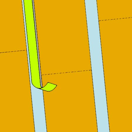 Строительная лента Fixit Juta Т-2 (Jutafol PROF)