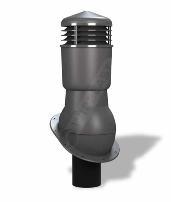 К24- Вентиляционный выход WIRPLAST Normal Ø110 мм