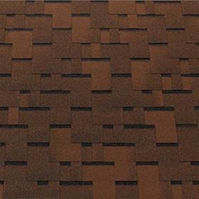 Гибкая черепица Eco Roof Gothik