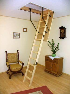 Чердачная лестница Oman EASY STEP S
