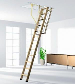 Чердачная лестница Roto Cadet 3 Norm