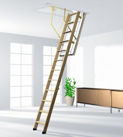 Чердачная лестница Roto Cadet 2 Norm