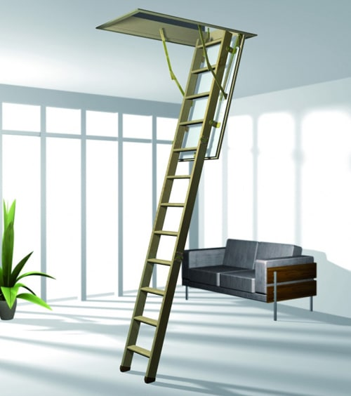 Чердачная лестница Roto Esca 11 ISO-RC 120×60, 120×70