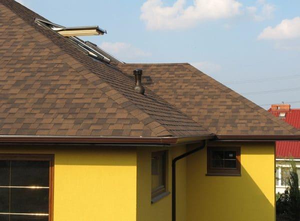 Гибкая черепица Eco Roof Master Premium