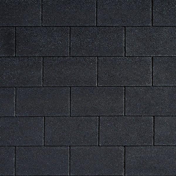 Slate grey shingles