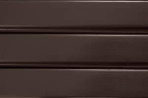 Сайдинг соффит ASKO коричневый,  не перфорированная панель, 3,5 м