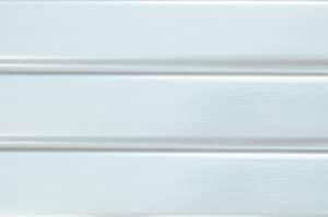 Сайдинг соффит ASKO панель белая,  не перфорированная, 3,5 м