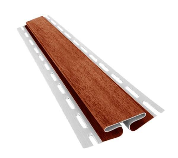 Планка Н ASKO, длина  3,8 м, светлая сосна