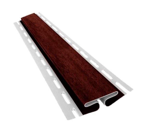 Планка Н ASKO, длина  3,8 м, красное дерево тик
