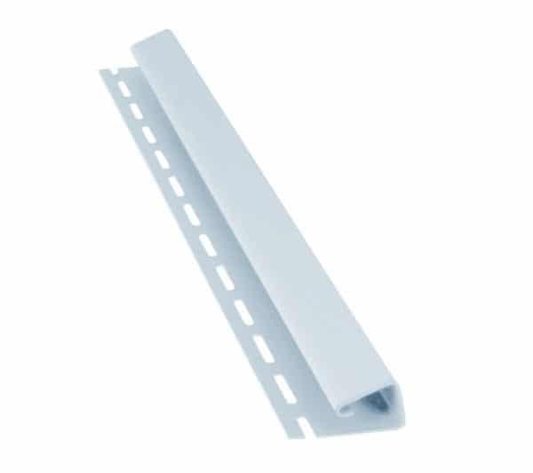 Планка J ASKO, длина  3,8 м, белый