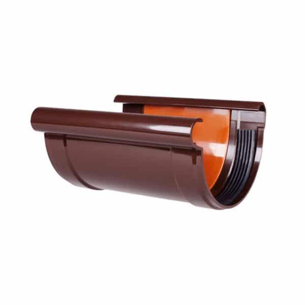 Соединитель желоба Profil 130 с прокладкой