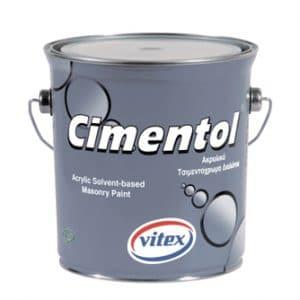 Краска по бетону CIMENTOL на основе растворителя 2.5l