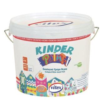 Краска для детской комнаты Vitex 0.75l