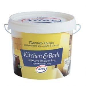 Краска для кухни и ванной комнаты Vitex Kitchen & Bath 3l