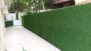 Искусственный зеленый забор MG