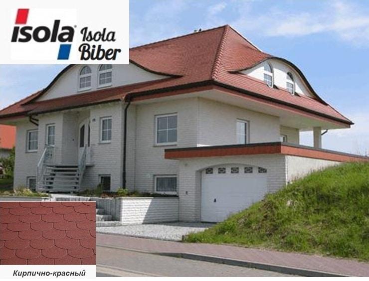 Палитра Isola Biber