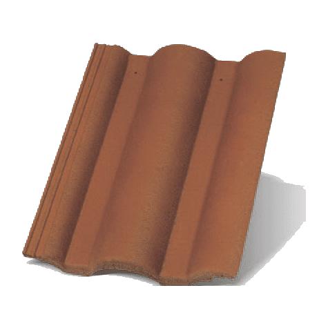 Цементная черепица Терран Стандарт (цвет: натур)
