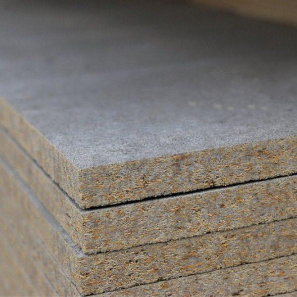 Цементно-стружечная плита BZS 1600 х 1200 х 8 мм