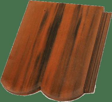 Цементная черепица Терран Рундо CS (цвет: одон)