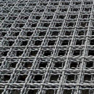 Сетка канилированная яч. 60 х 60 мм / Ø 5,0 мм / 1,5 х 2 м