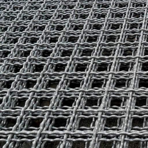 Сетка канилированная яч. 35 х 35 мм / Ø 3,0 мм / 1,5 х 2 м