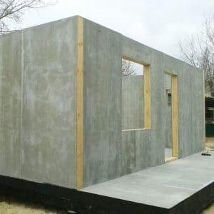 Цементно-стружечная плита BZS 1600 х 1200 х 12 мм