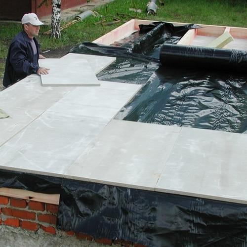 Цементно-стружечная плита БЗС 3200 х 1200 х 24 мм