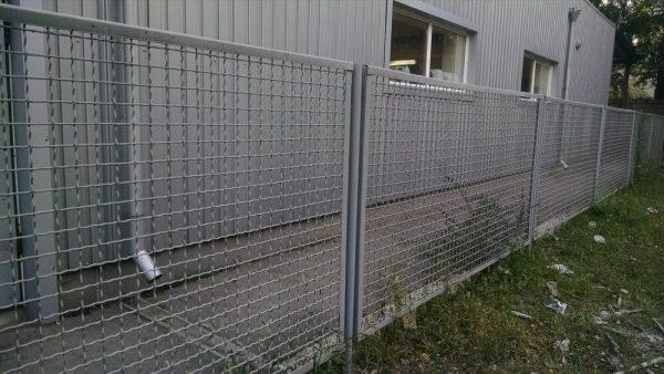 Сетка канилированная яч. 20 х 20 мм / Ø 3,0 мм / 1,5 х 2 м