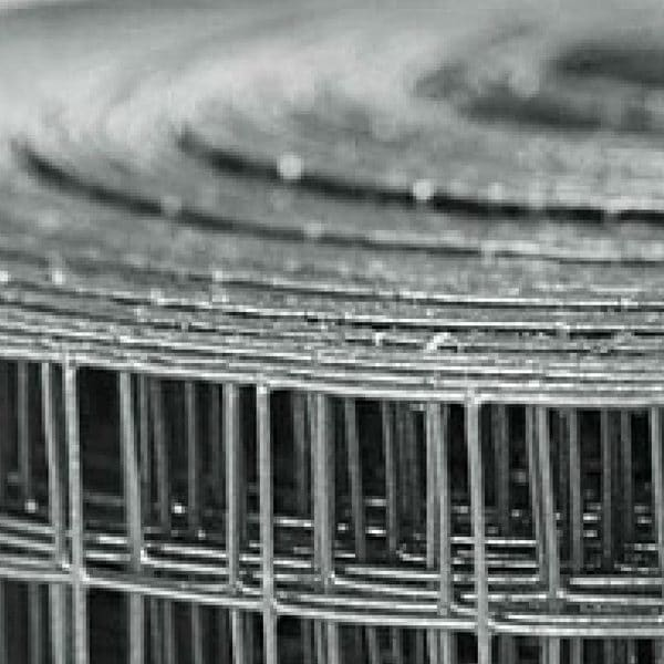 Сетка сварная (оцинкованная) яч. 50 х 50 мм / Ø 1,8 мм / h = 1,0 м