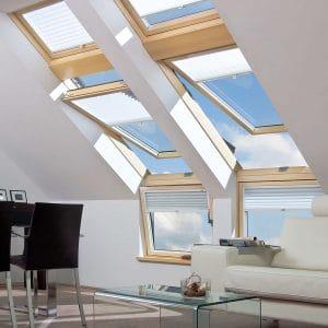 Окно на крышу Roto R45K 74×98