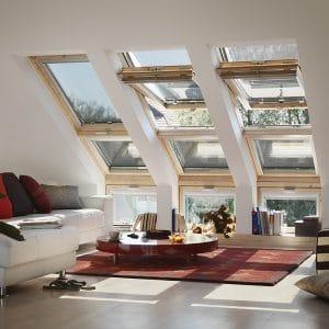 Окно в крышу Roto R48K 65×118