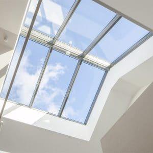 Окно для крыши Roto R69G K WD KK/KG 120×124 (ламинация под дерево)