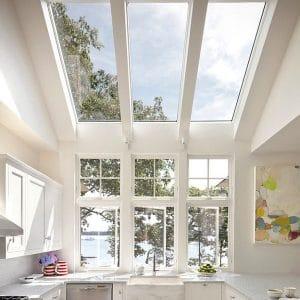 Окно на крышу Roto R65H WD 100×146