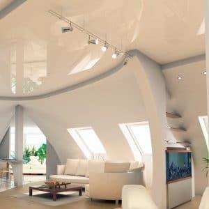 Окно на крышу Roto R65WH WD 60×84 (белая сосна)