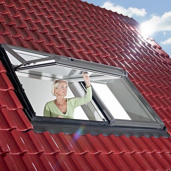 Чердачное окно Roto R48K 74×140