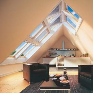 Окно для крыши Roto R69P H WD 120×146