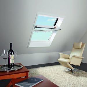 Окно на крышу Roto R45H WD 60×104