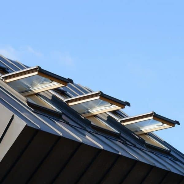 Окно в крышу Roto R45H WD 80×146