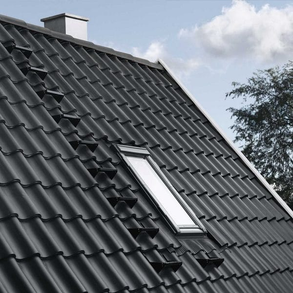 Окно для крыши Roto R69P K WD KK/KG 120×124 (ламинация под дерево)