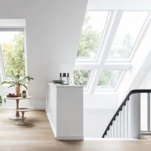 Мансардное окно Roto R45H 94×140