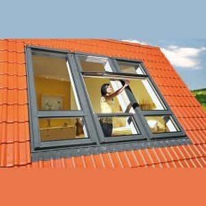 Окно в крышу Roto R69G K WD 80×146