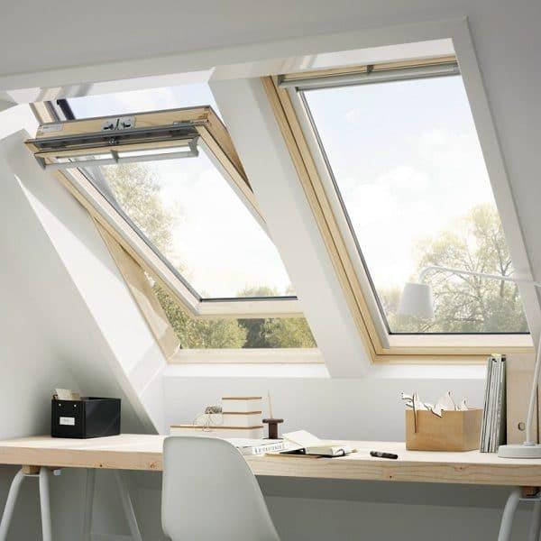Окно на крышу Roto R45H WD 120×124