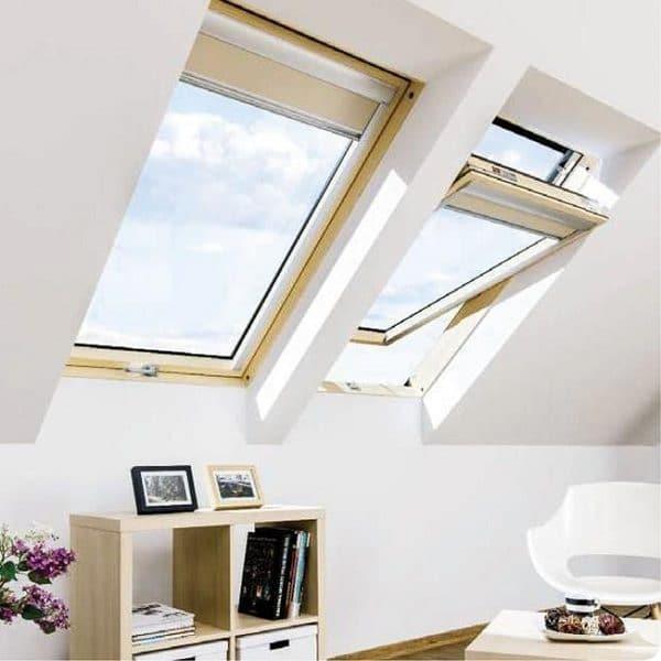 Окно в крышу Roto R48H WD 60×84