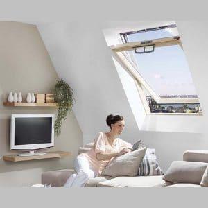 Окно в крышу Roto R48H WD 71×146